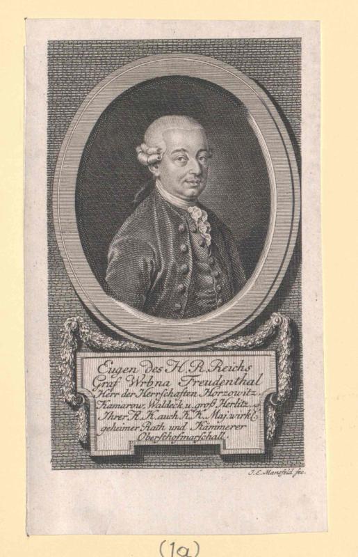 Wrbna und Freudenthal, Eugen Wenzel Graf von