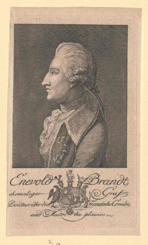 Brandt, Enevold Graf