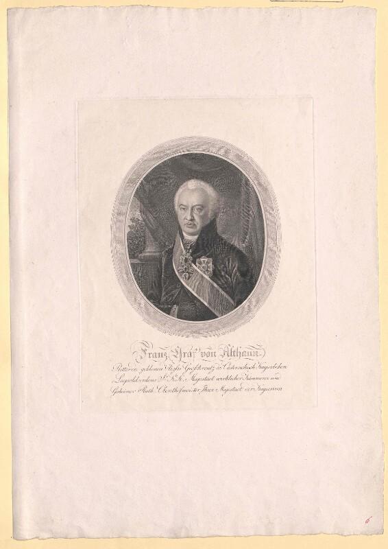 Althann, Franz Graf von
