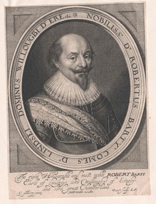 Bertie, 1. Earl of Lindsey, Robert