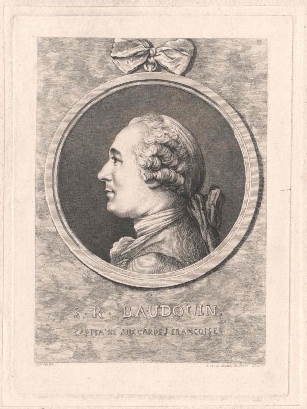 Baudouin, Silvain Raphael