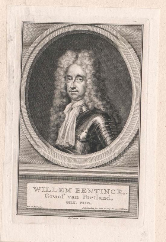 Bentinck, 1. Earl of Portland, William