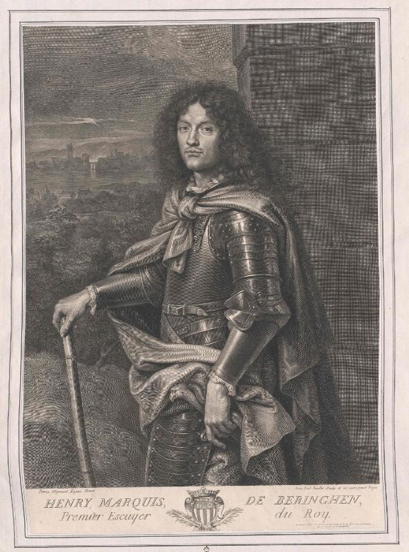Beringhen, Henri Marquis de