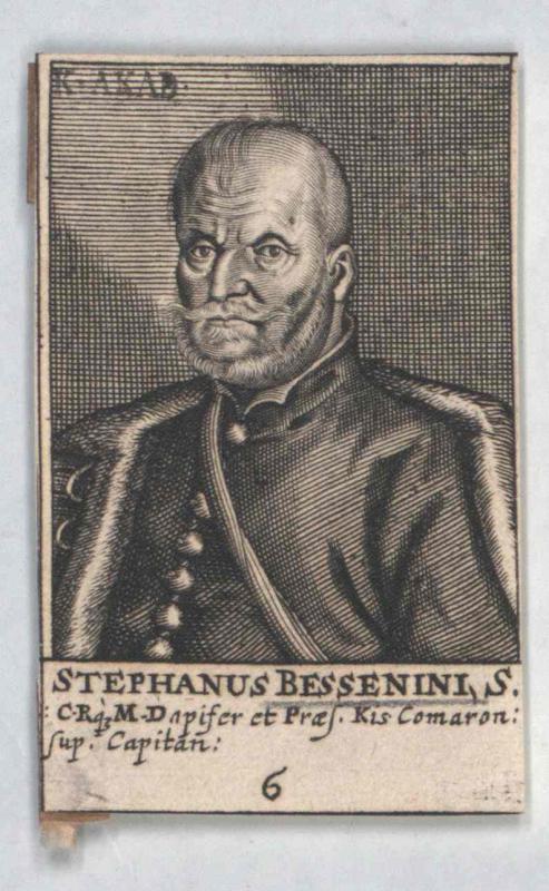 Bessenyey, István
