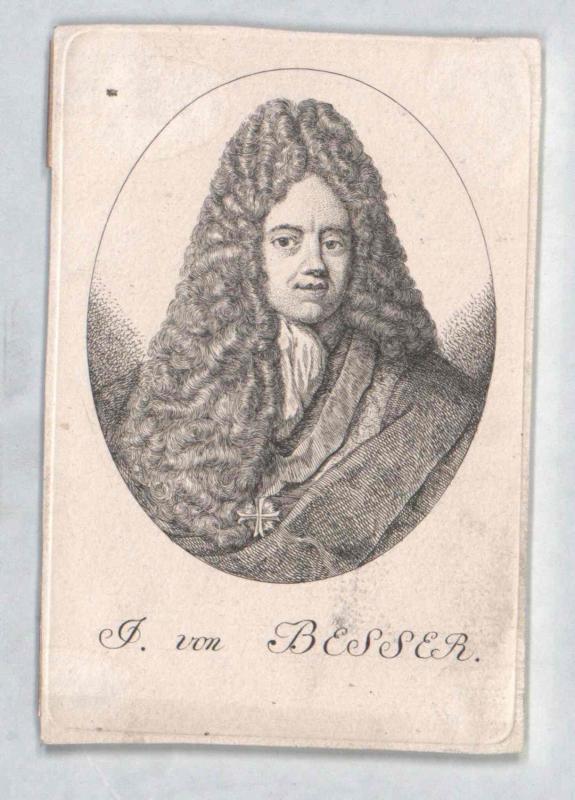 Besser, Johann von