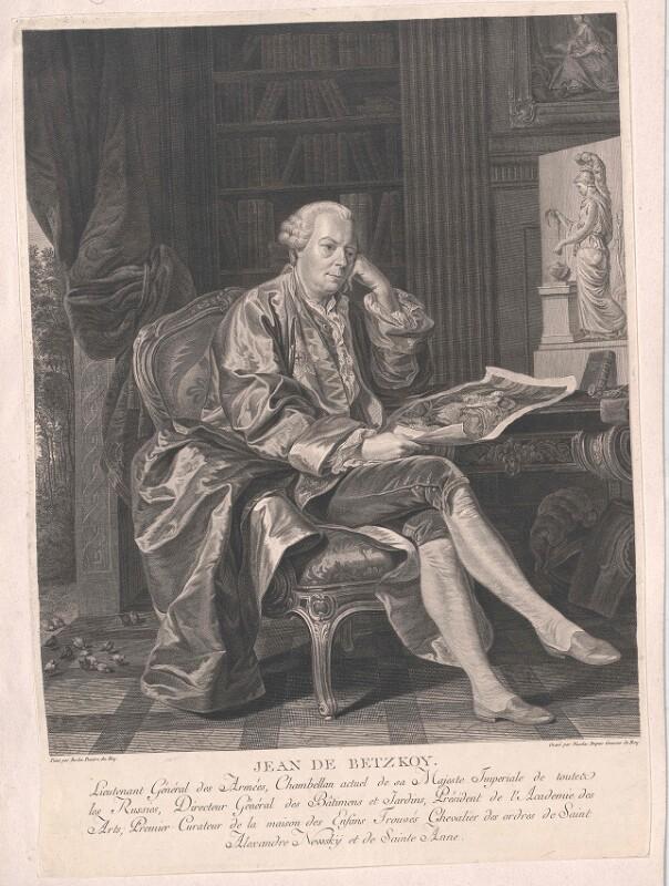 Beckoj, Ivan Ivanovič