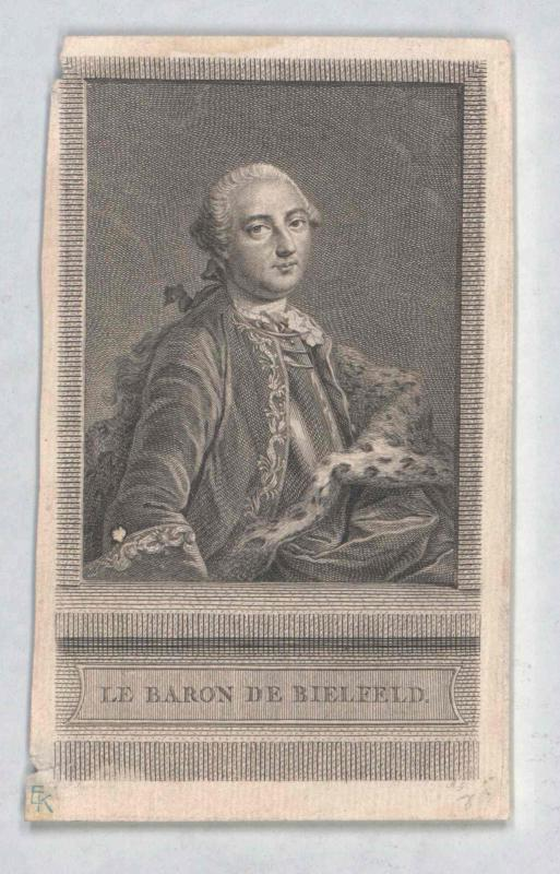 Bielfeld, Jakob Friedrich Freiherr von
