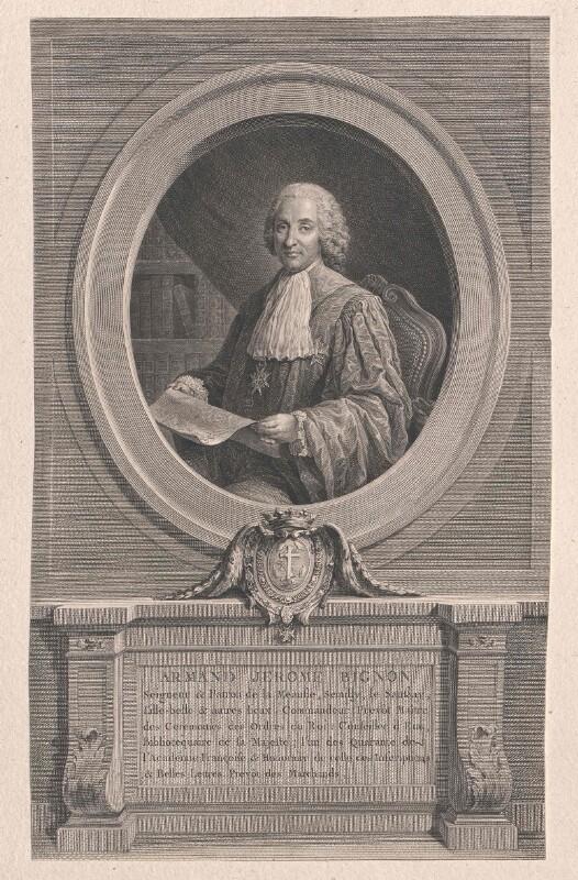 Bignon, Armand Jérôme