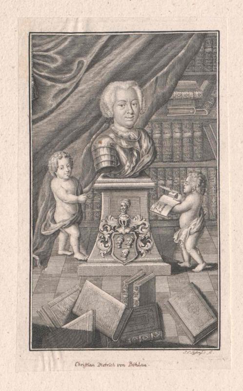Böhlau, Christoph Dietrich von