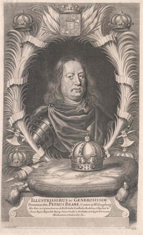 Brahe, Graf zu Wisingsborg, Per
