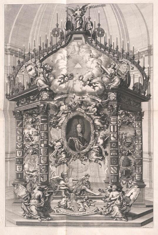 Crailsheim, Krafft Freiherr von