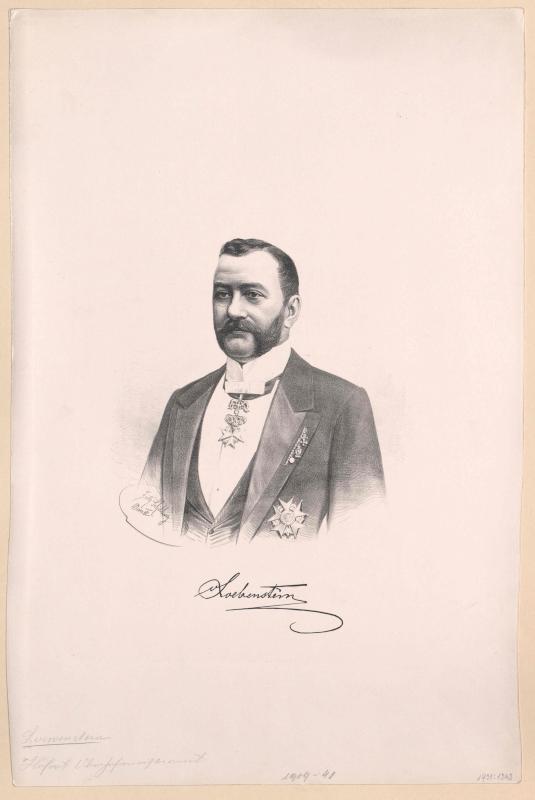 Loebenstein von Aigenhorst, Heinrich Freiherr