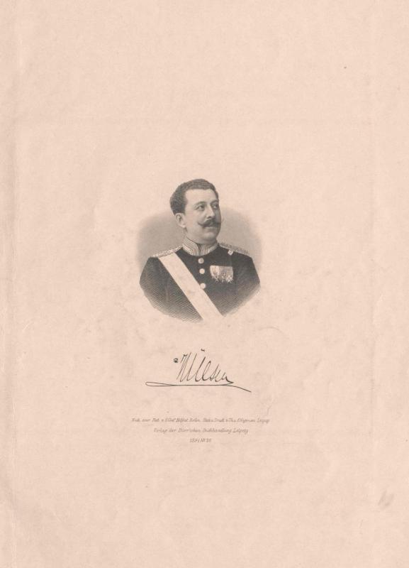 Hülsen-Haeseler, Georg 2. Graf von