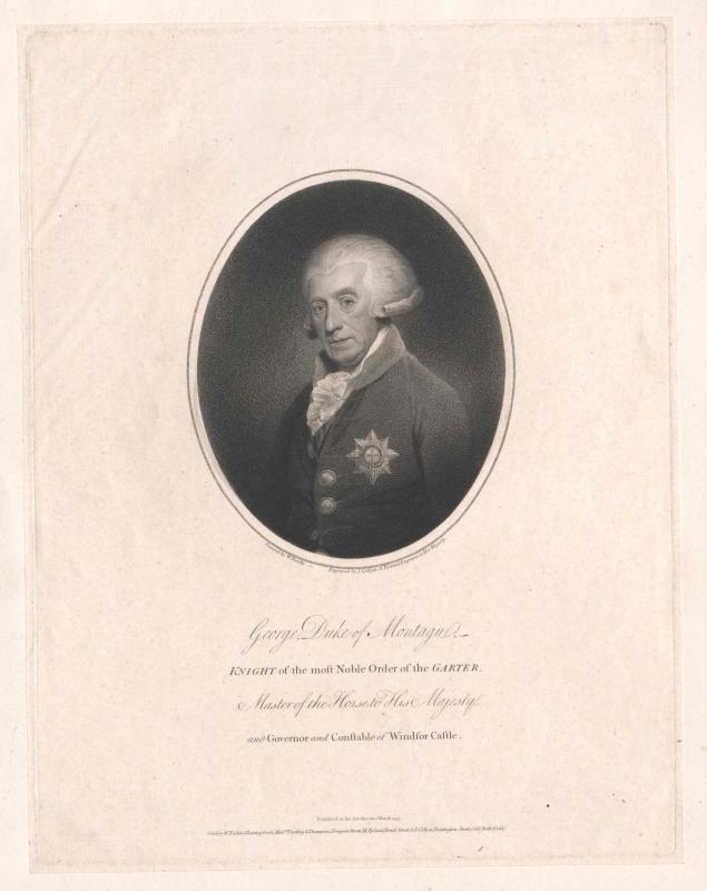 Brudenell-Montagu, Duke of Montagu, George