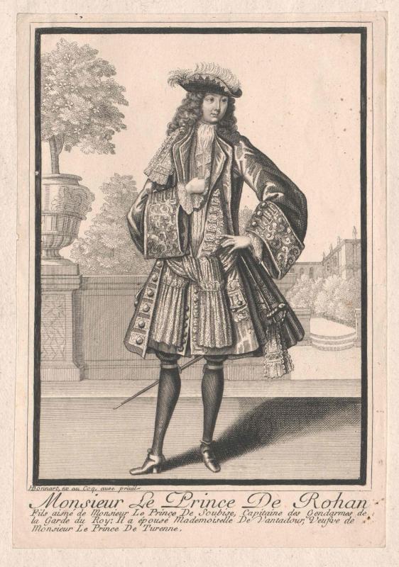Rohan, 1. Duc de Rohan-Rohan, 2. Prince de Soubise, Hercule Mériadec de