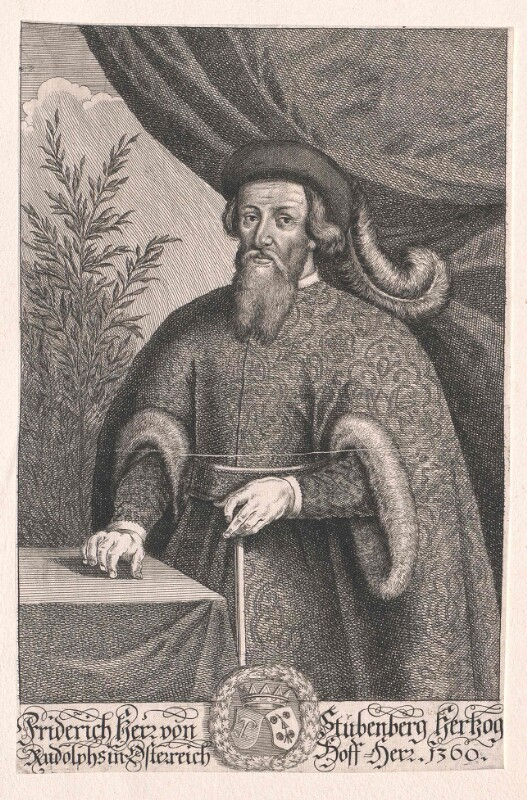 Stubenberg, Friedrich (III.) Herr zu