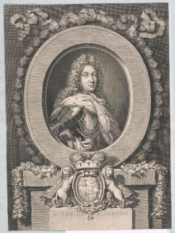 Thurn und Taxis, Eugen Alexander 1. Fürst von