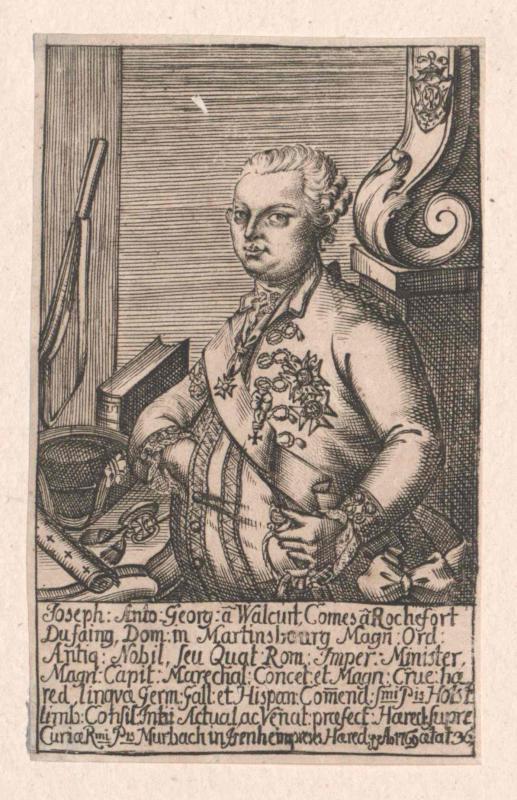 Walcourt, Joseph Antoine Georges Baron de