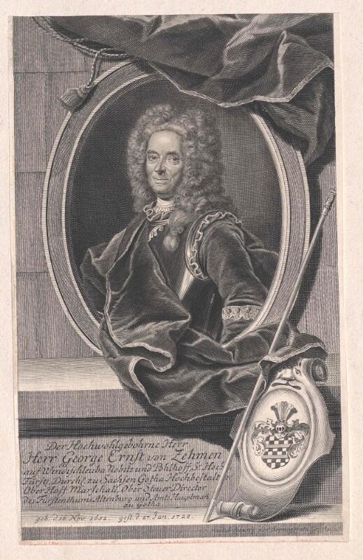 Zehmen, Georg Ernst von