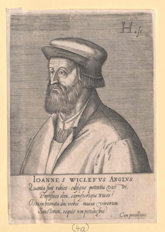 Wiclif, John