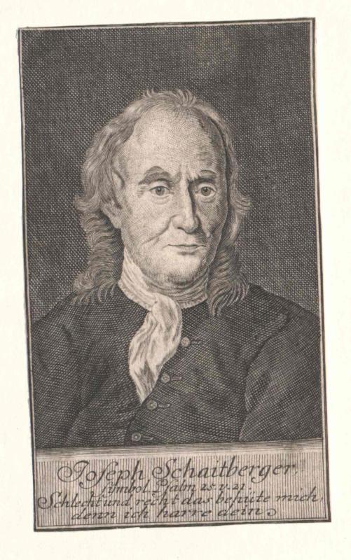 Schaitberger, Josef
