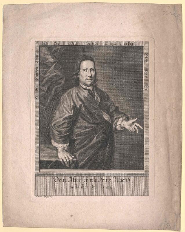 Zinzendorf und Pottendorf, Nikolaus Ludwig Graf von