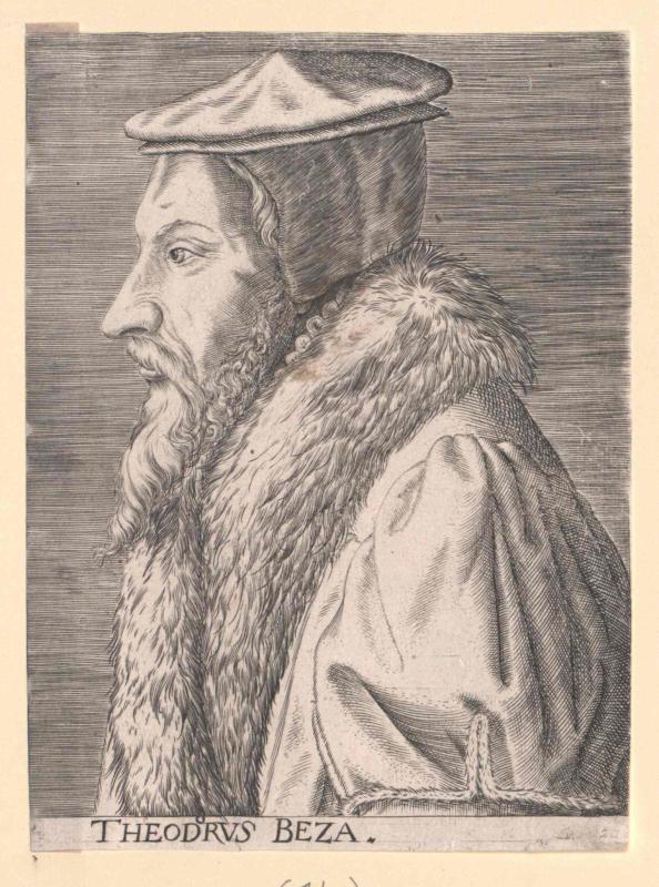 Bèze, Théodore de