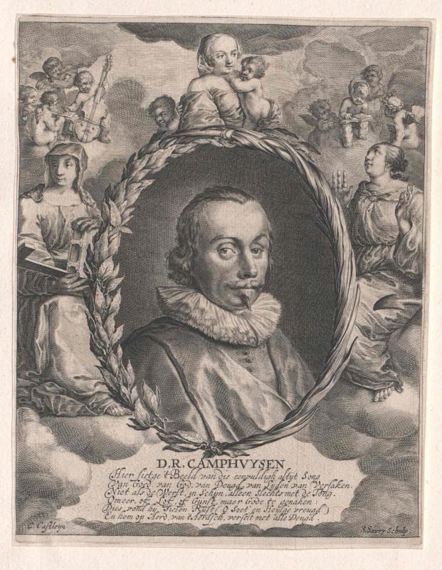 Camphuysen, Dirk Rafelszoon