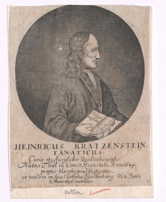 Kratzenstein, Heinrich