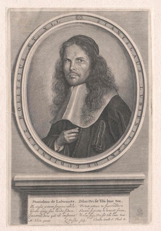 Lubienietzki von Lubienietz, Stanislaw