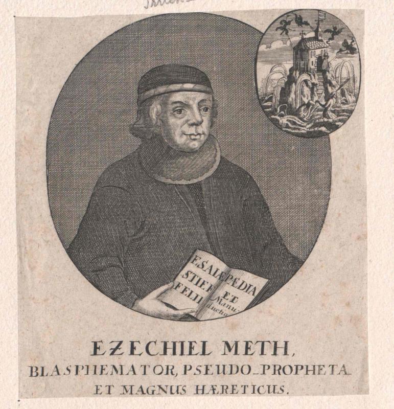 Meth, Ezechiel