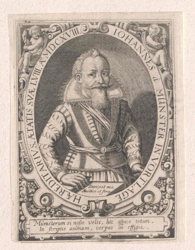 Münster, Johannes von