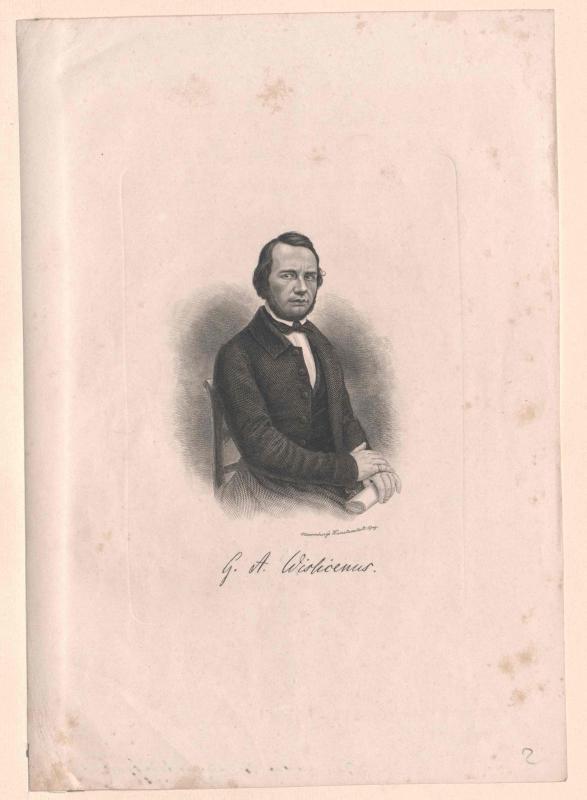 Wislicenus, Gustav Adolf
