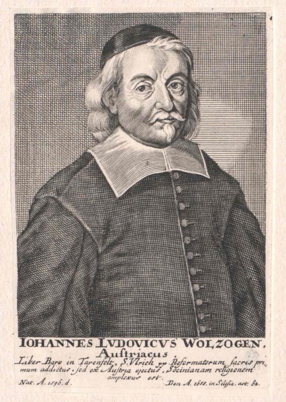 Wolzogen, Johann Ludwig von
