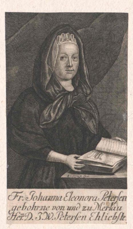 Merlau, Johanna Eleonora von und zu