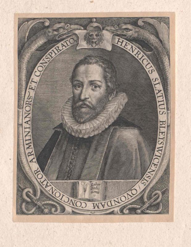 Slaet, Hendrik Danielszoon
