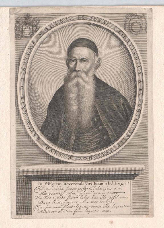 Slichting von Bukowiec, Jonasz