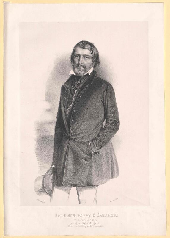 Cabarski, Sadomir Paravic