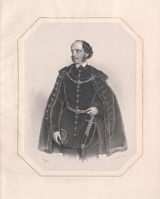 Horvath zu Szent György, Sándor Freiherr von