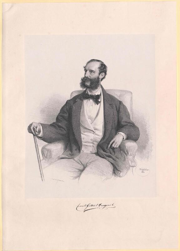 Nugent-Westmeath, Gilbert Graf