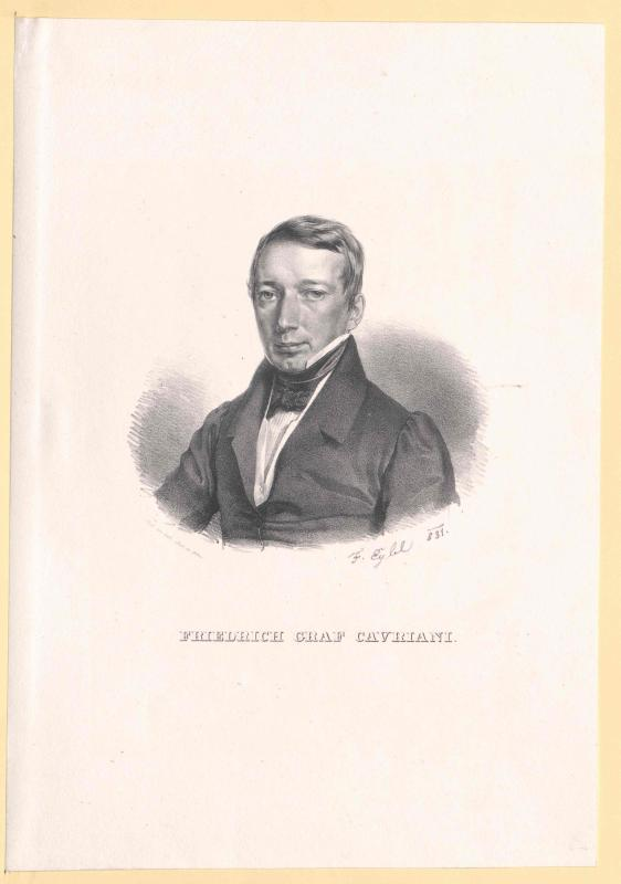 Cavriani, Friedrich Graf