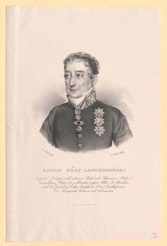 Lanckoronski, Anton Graf