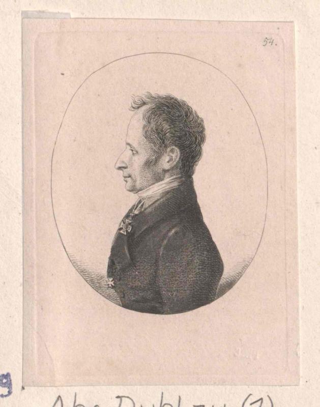 Wratislaw von Mitrowitz, Josef Anton Graf