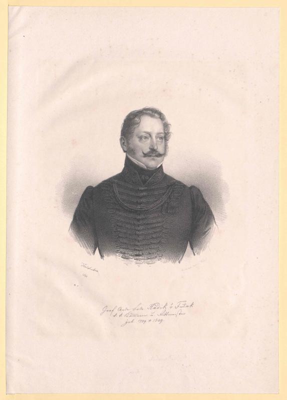 Hadik von Futak, Andreas Friedrich Graf