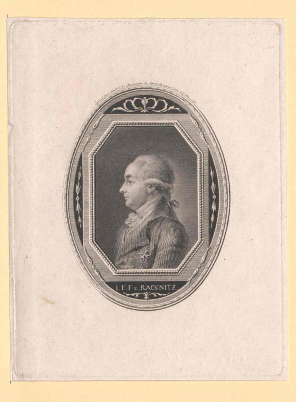 Racknitz, Joseph Friedrich Freiherr von