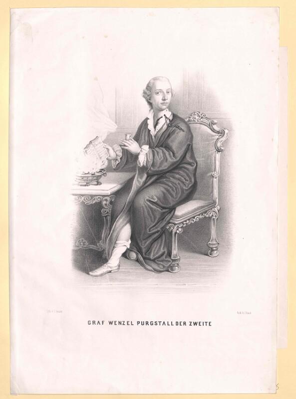 Purgstall, Wenzel Johann Graf von