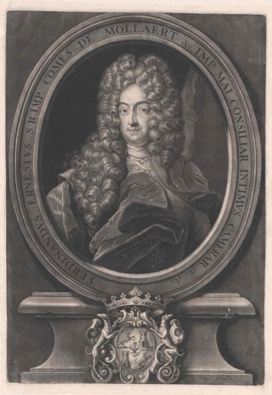 Mollaert, Ferdinand Ernst Reichsgraf von
