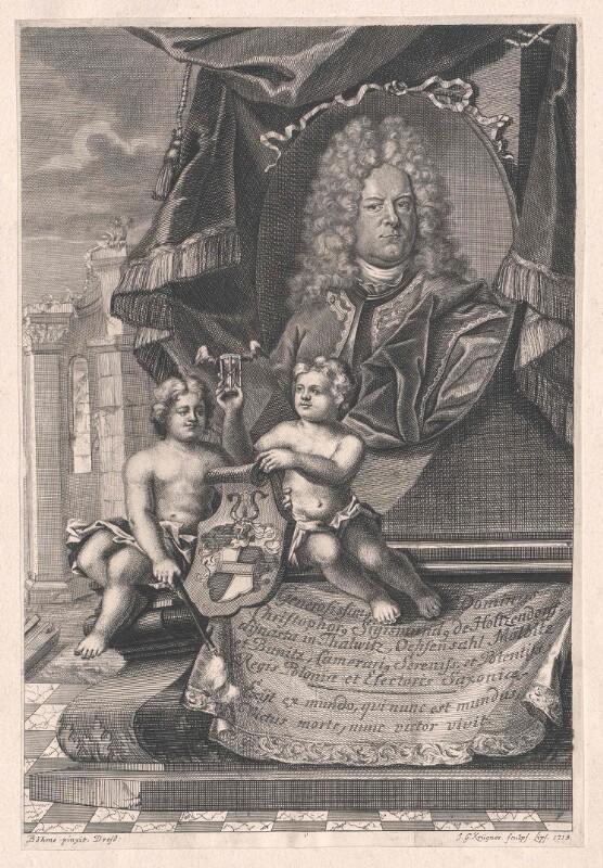 Holtzendorff, Christoph Sigmund von
