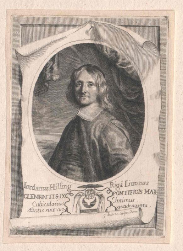 Hilling, Jordanus