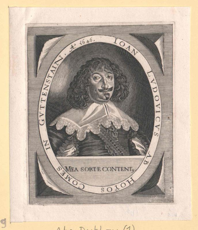 Hoyos, Ludwig Johann Graf